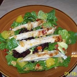 Cuban Grilled Chicken Salad Recipe
