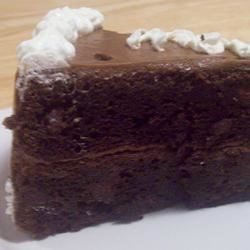 Photo of Chocolate Chocolate Chip Dream Cake by Patty Moore