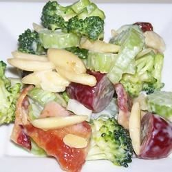 Red Broccoli Salad Recipe