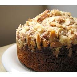 Image of Almond Rhubarb Coffee Cake, AllRecipes