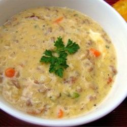 Cheeseburger Soup I Recipe