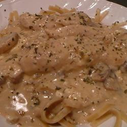 Alfredo Blue Recipe