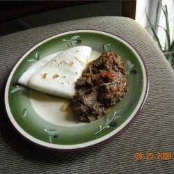 Carne Guisada I