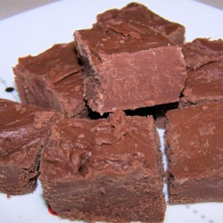 Duo-Chocolate Fudge