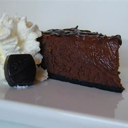 French Silk Chocolate Pie I