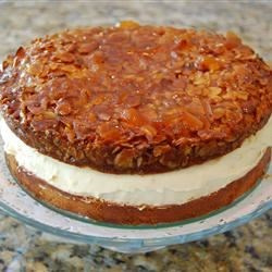 Bee Sting Cake (Bienenstich) II Recipe
