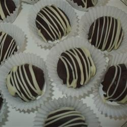 Chocolate Orange Truffles Recipe