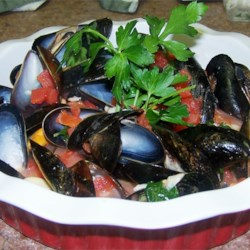 Steamed Mussels II Recipe