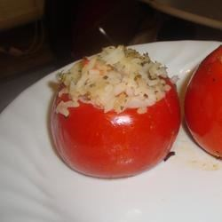 Stuffed and Baked Tomatoes Recipe