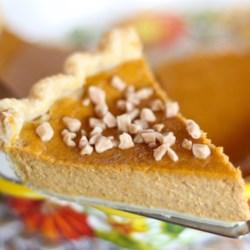 pumpkin custard pie ii printer friendly