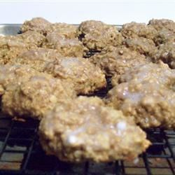 Image of Aunt Hazel's Apple Oatmeal Cookies, AllRecipes