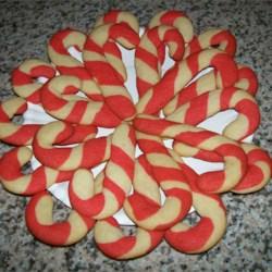 Candy Cane Cookies I Recipe Allrecipes Com