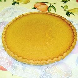 Sweet Potato Pie 1