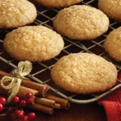Ginger Cookies from Stevia In The Raw(R)