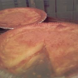 Chess Pie by Palatable Pleasures by Patrice