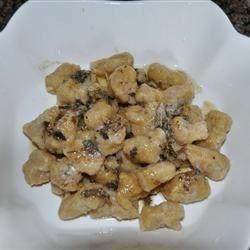 Image of Acorn Squash Gnocchi With Parmesan Sage Beurre Blanc, AllRecipes