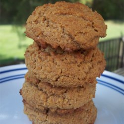 Honey Wheat Cookies Recipe