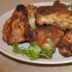 Oven Fried Chicken II Recipe