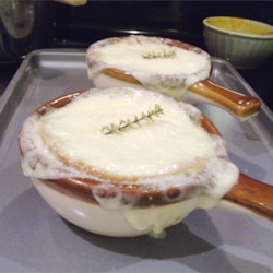 French Onion Soup III Recipe