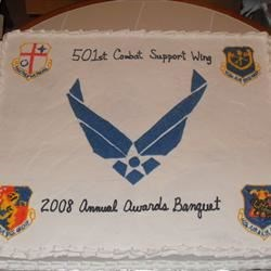 Air Force Cake