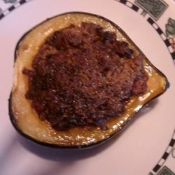 Image of Acorn Squash With Sweet Spicy Sausage, AllRecipes