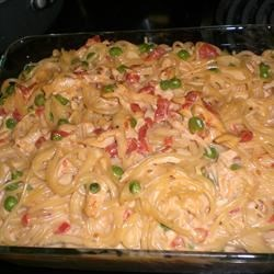 Chicken Spaghetti II Recipe