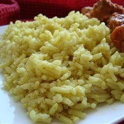 Coconut Rice |