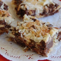 Amazing Gluten-Free Layer Bars Recipe