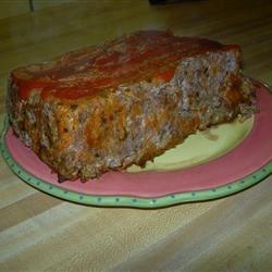 Italian Style Meatloaf II Recipe