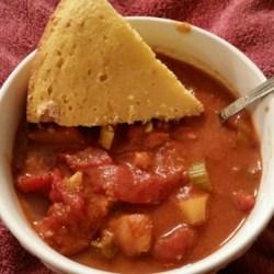 Kerr Lake Catfish Stew
