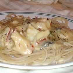 Lobster Mornay Sauce Recipe