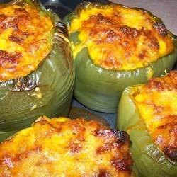 Delicious Stuffed Peppers