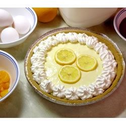 Lemon Pie II Recipe