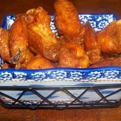 Scott's Buffalo Wing Sauce |