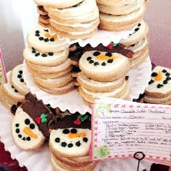 Sour Cream Sugar Cookies I Recipe