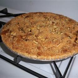 Apple Crumb Pie!
