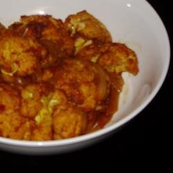 Indian Cauliflower Recipe