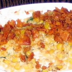 Photo of Baked Corn from Scratch I by Cheryl Ritter Bonsell