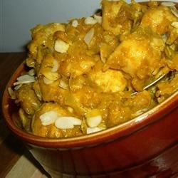 Easy Chicken Korma Recipe