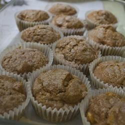 Image of Apple Pumpkin Muffins, AllRecipes