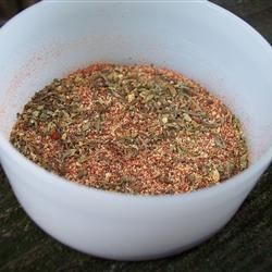 Blackened Seasoning Mix |