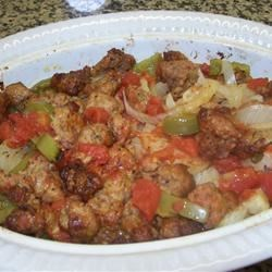 Italian One Step Casserole Recipe