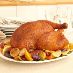 McCormick(R) Savory Herb Rub Roasted Turkey