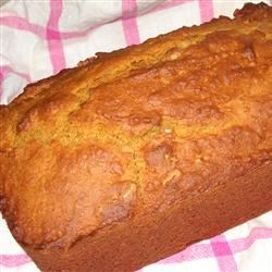 Pumpkin Bread VI Recipe