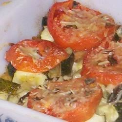 Zucchini and Tomato Casserole Recipe