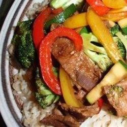 Image of Asian Flank Steak Stir-Fry, AllRecipes