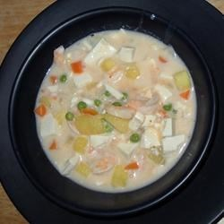 Squash and Coconut Milk Stew Recipe