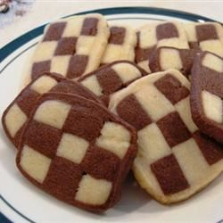 Photo of CheckerBoard Cookies I by Rosina
