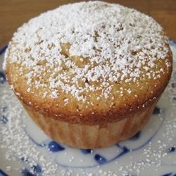 Healthier Simple White Cake