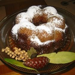 Old Fashioned Apple Cake Recipe